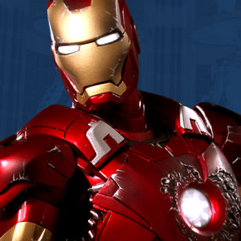 Iron Man Hot Toys Collectibles