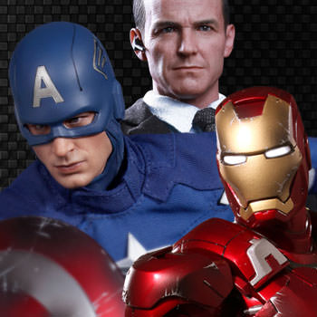 Avengers Hot Toys Collectibles