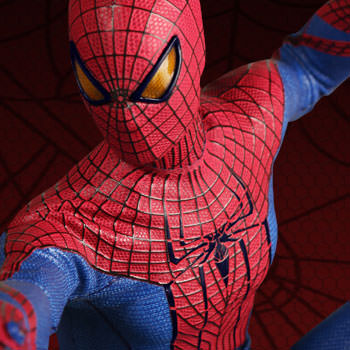 Spider-Man Hot Toys Collectibles