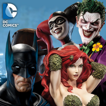 DC Comics Collectibles