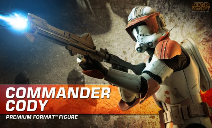 Commander Cody Preview