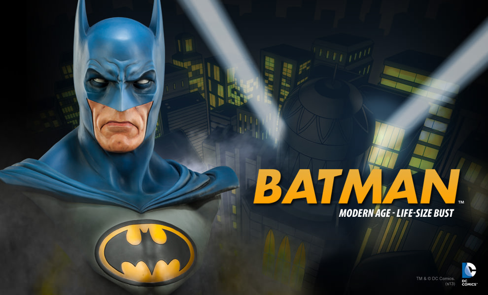 Preview-BatmanLife-Size-Bust