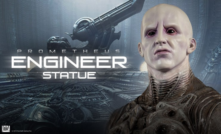 Engineer Statue Preview