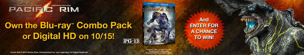 Pacific Rim Giveaway!