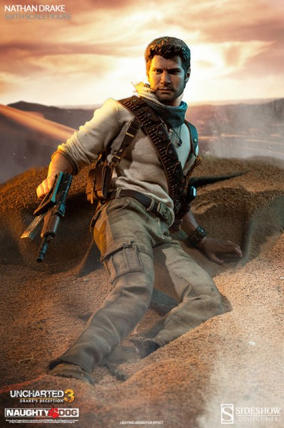 Greatness From Small Beginnings – Nathan Drake is back in action!