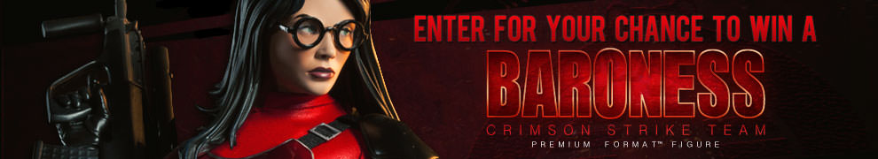 Baroness – Crimson Strike Force Team Giveaway!