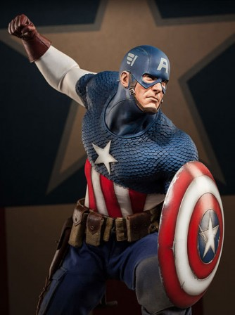 Freedom Prevails! Presenting Captain America – Allied Charge on Hydra