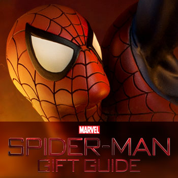 Spider-Man Gift Guide Collectibles