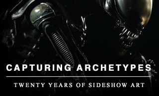 Twenty Years of Sideshow Art
