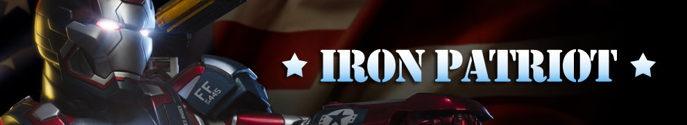 Iron Patriot Collectibles