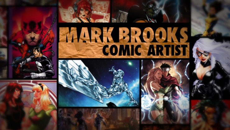 Mark Brooks – Comic Artist