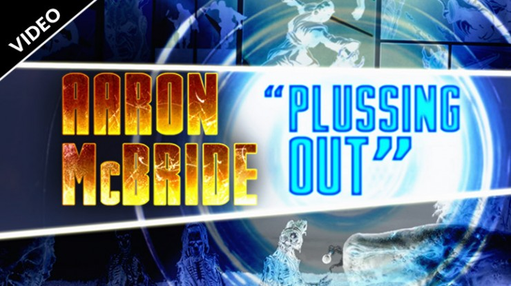 Aaron McBride – 'Plussing Out' Iron Man