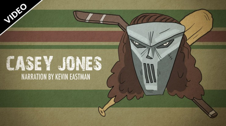 Why TMNT co-creator Kevin Eastman loves Casey Jones