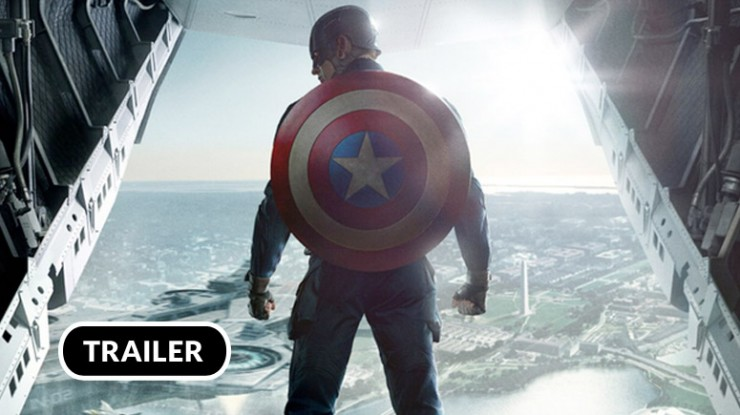 Marvel's Captain America: The Winter Soldier Official Trailer