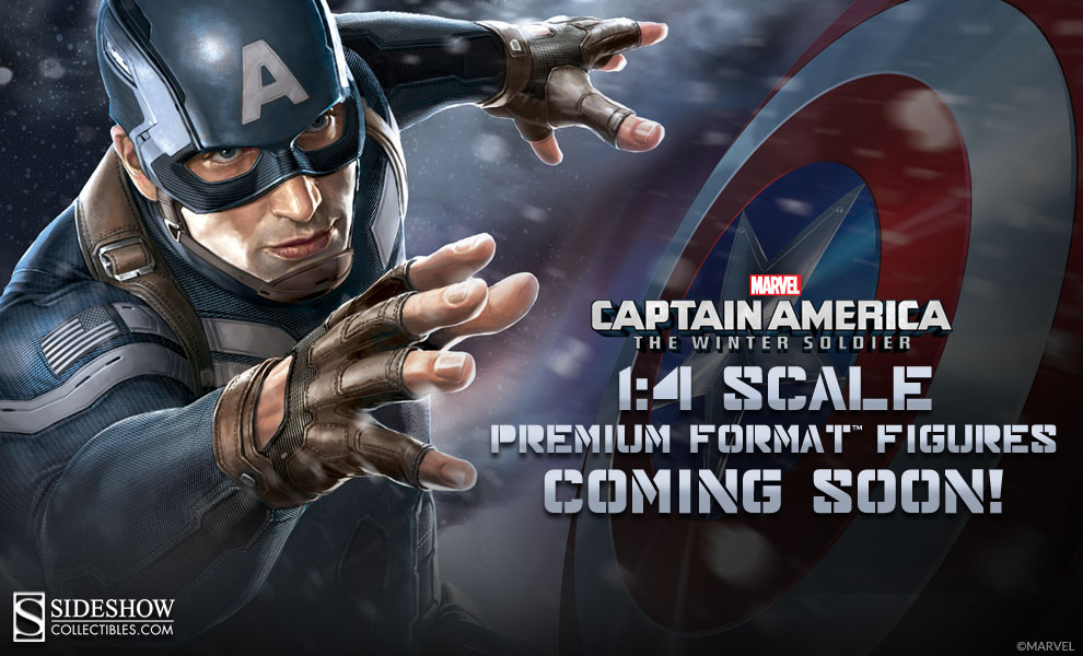 [Sideshow] Premium Format | Captain America: The Winter Soldier Preview_WinterSoldierTease4-1