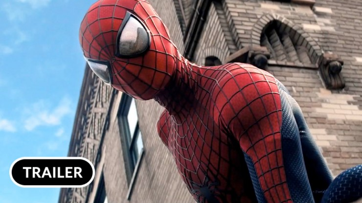 Marvel's The Amazing Spider-Man 2 Official Trailer
