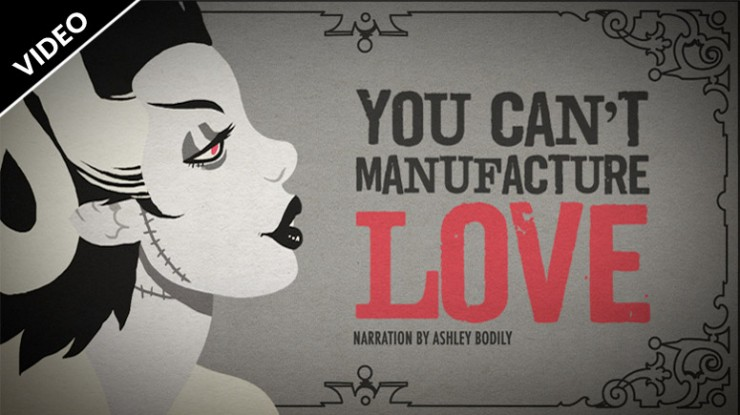 What we've learned from the movies – 'You Can't Manufacture Love'