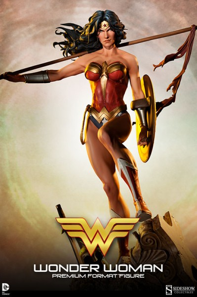 In a world of ordinary mortals, she is a Wonder Woman!