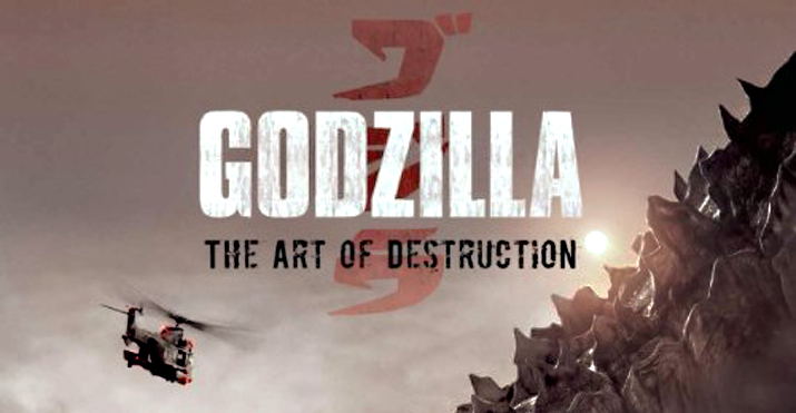 Godzilla: The Art Of Destruction announced by Insight Editions