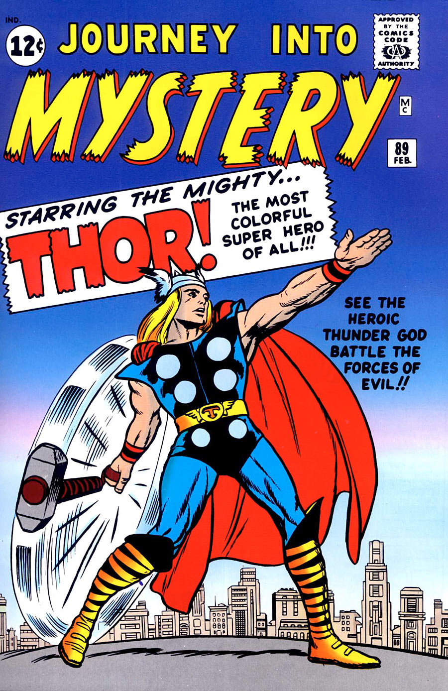 Journey into Mystery Thor