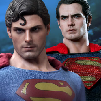 Superman Hot Toys Collectibles
