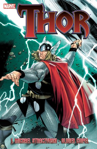 Thor Vol. 1 Cover by Olivier Coipel