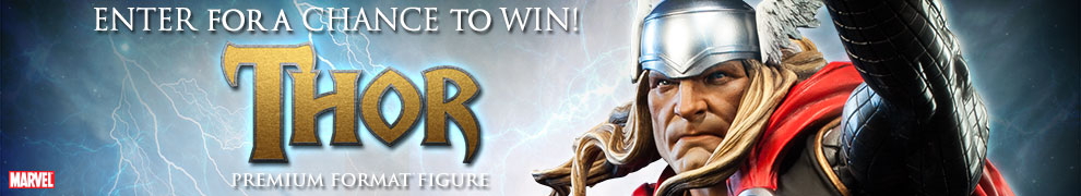 Thor Modern Age Premium Format Figure Giveaway