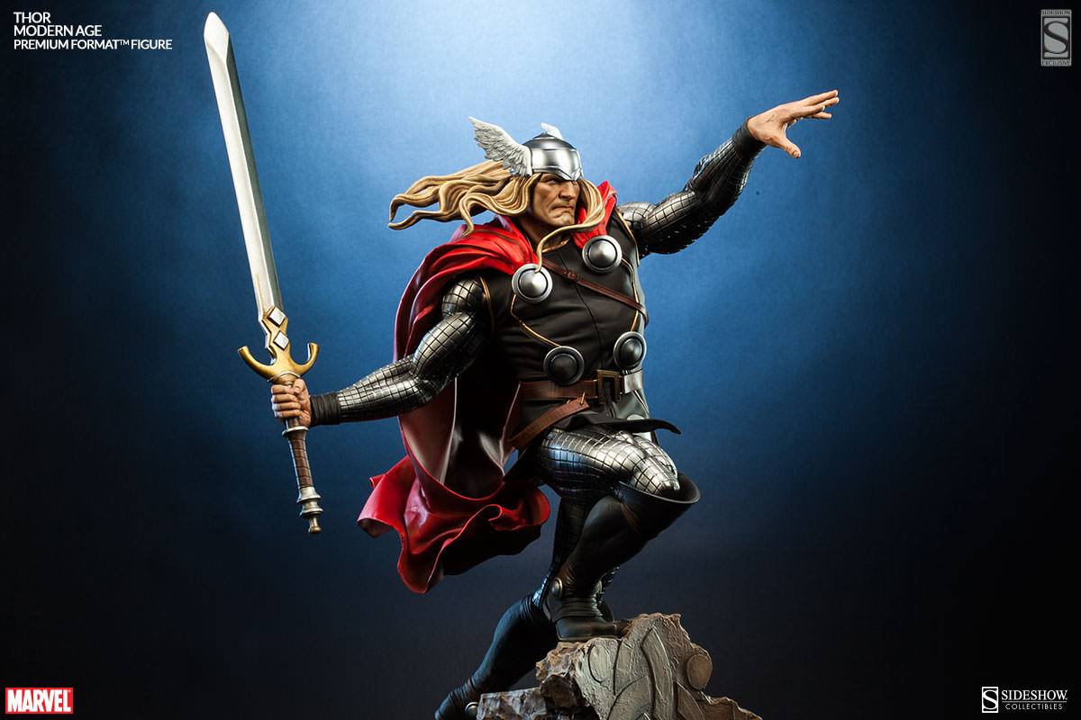Exclusive Thor Modern Age Premium Format Figure
