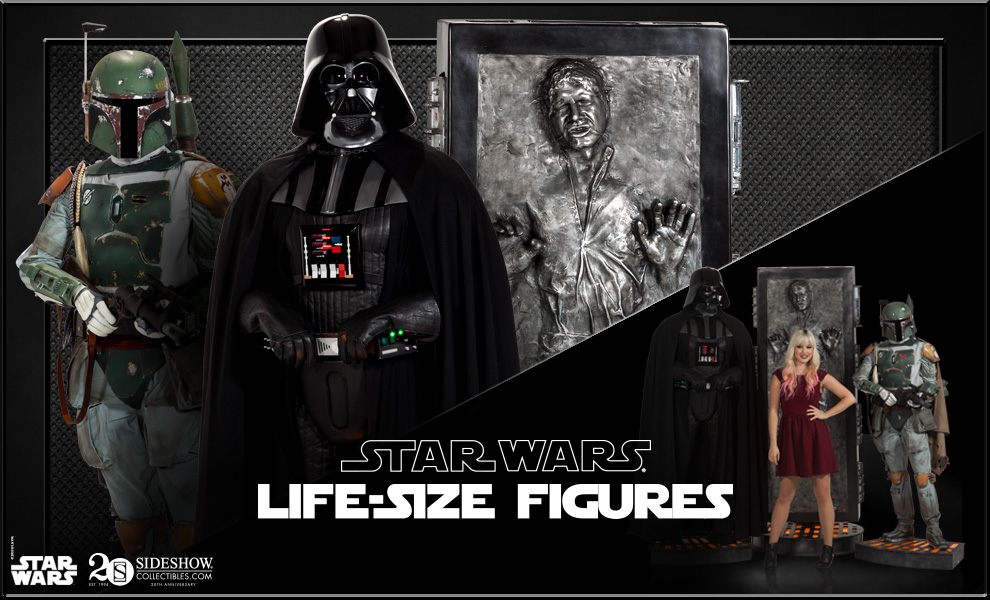 Star Wars Life-Size Figures | Sideshow Collectibles | Sideshow ...