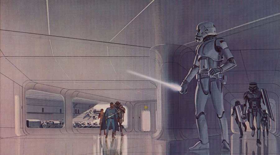 Video: Ralph McQuarrie, Star Wars Concept Artist - Tribute ...