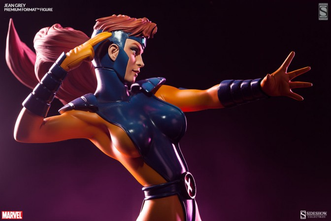 Exclusive Jean Grey Premium Format Figure