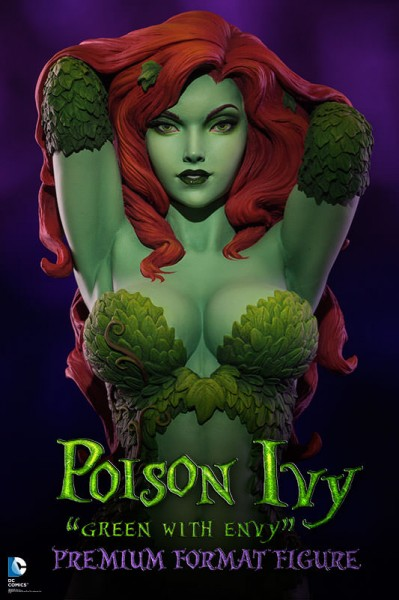 Poison Ivy flourishes in Sideshow's DC Comics collection