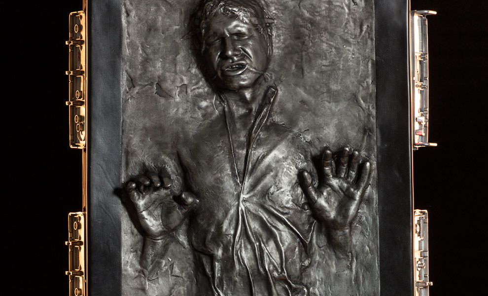 STAR WARS: HAN SOLO IN CARBONITE Life size figure 400072-product-feature