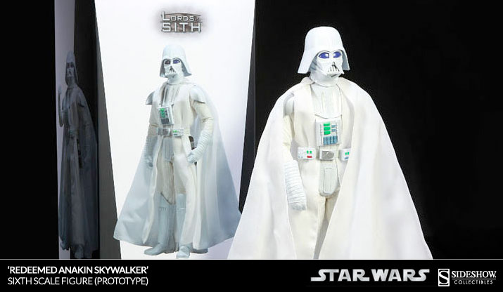 'Redeemed Anakin Skywalker' Prototype Sixth Scale Figure