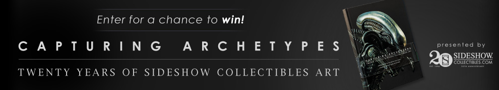 Sideshow Capturing Archetypes Giveaway!