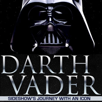 Darth Vader: Sideshow's journey with an icon