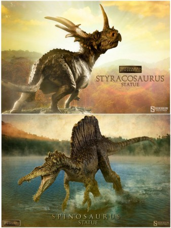 Sideshow's Dinosauria lives on with a fresh look at ancient history