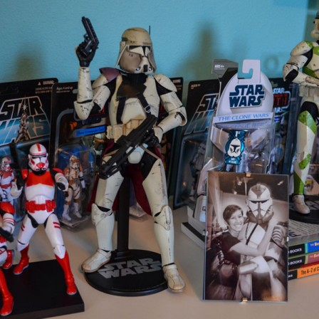 Featured Collectors: Star Wars Edition