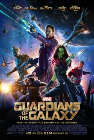 Marvel's new Guardians of the Galaxy trailer hits Facebook!