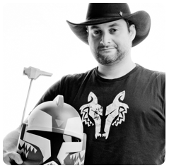 Dave Filoni, the Supervising Director of Star Wars: The Clone Wars