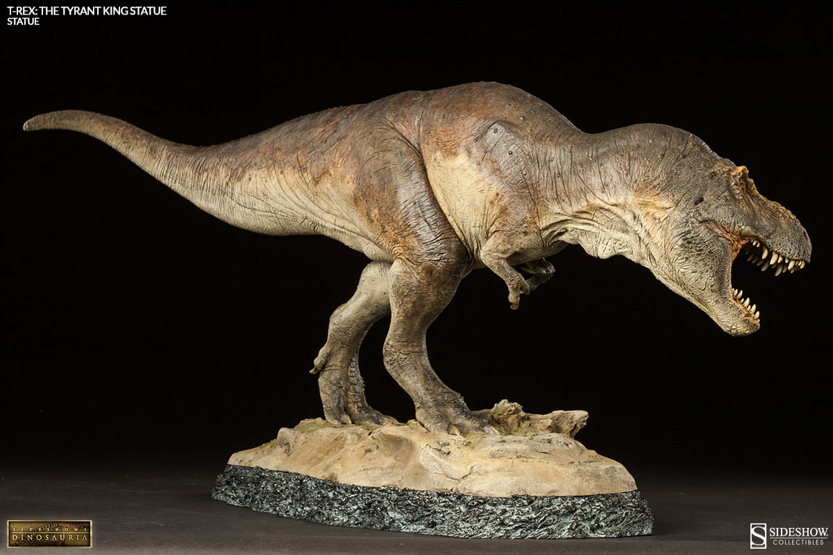 T-Rex 'The Tyrant King' Statue