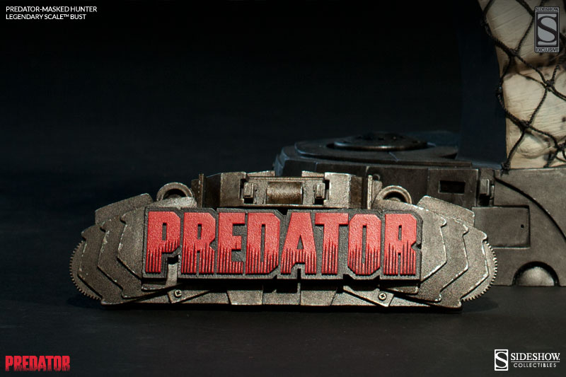 Exclusive Predator - Masked Hunter Legendary Scale Bust