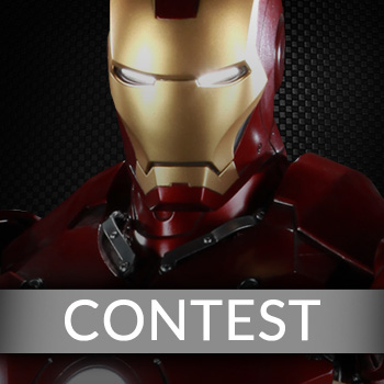Stan Winston School Iron Man Giveaway | Sideshow Collectibles