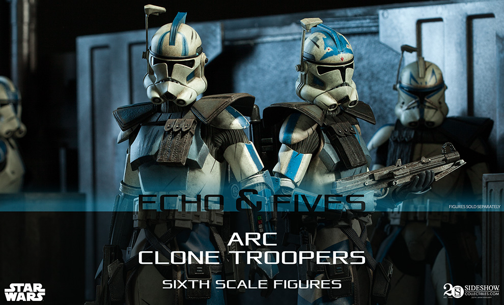 Arc Clone Troopers Preview