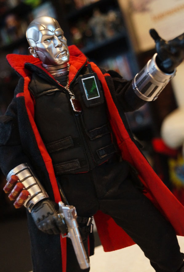 Destro Sixth Scale Figure Review