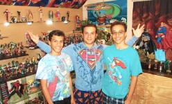 Featured Collector: Dario V. and sons