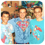 Featured Collectors Dario V and Sons