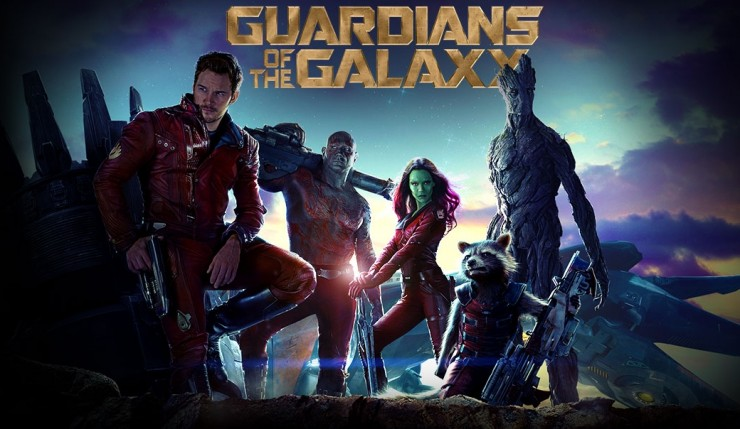 New Guardians of the Galaxy TV spot