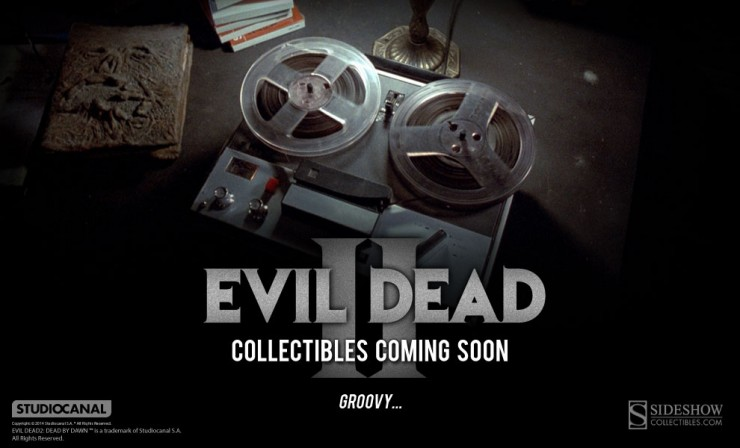 Evil Dead 2 Dead By Dawn License Announcement