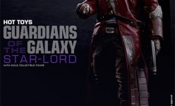Hot Toys Star-Lord Sixth Scale Figure